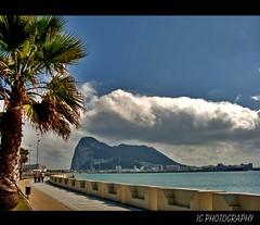 Gibraltar voraus (H. Eisenreich) Tags: sea rock meer view hans fels gibraltar blick mittelmeer flickraward eisenreich altlanik