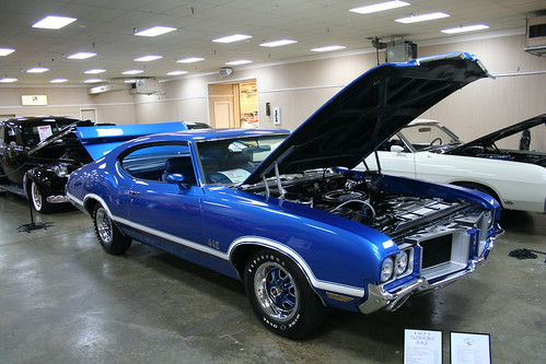 Hunters Auto Expo Car Show 2009 Preview Olds 442