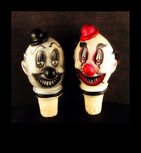 Creepy Clown Cocktails, Anyone?