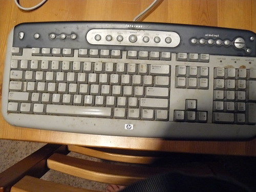Keyboard Unmolested