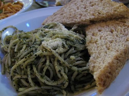 Pesto at Indulgence Cafe