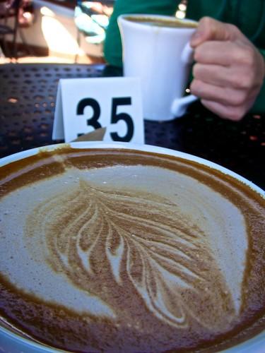 Urth Caffé Mocha