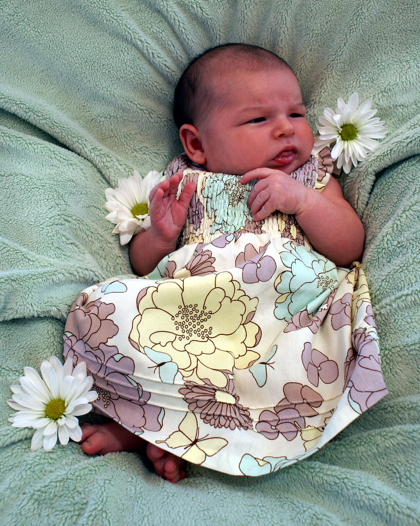 river's easter dress