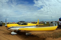 Favourite beauty (annems1) Tags: sky clouds canon 350d flying aircraft australia airshow nsw planes zodiac narromine zenith raa natfly raaus zodiac601