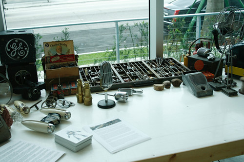 Workshop table