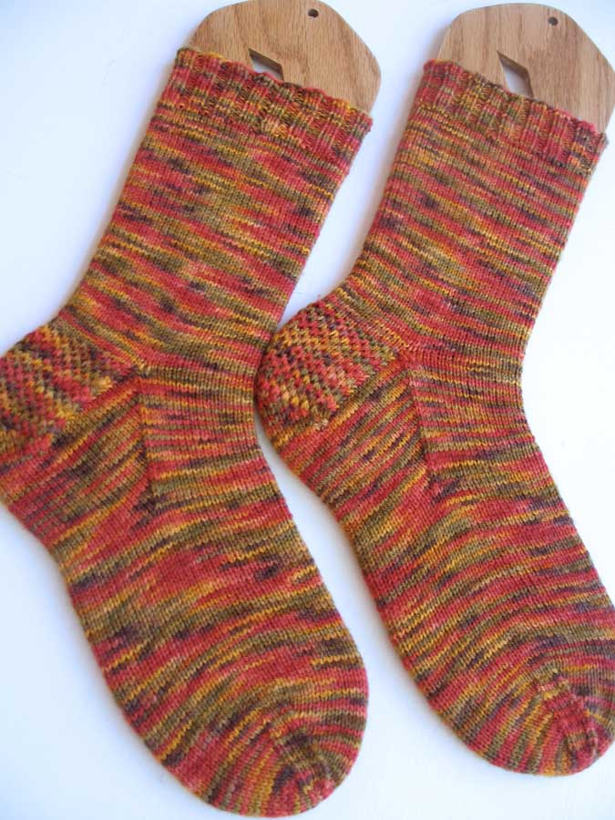 rastaflauge socks done