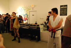 Jab Strong Fierce @ gallery nucleus