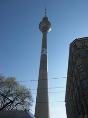Berlin (samweis16) Tags: berlin tower alex germany deutschland fernsehturm tvtower deutschetelekom invitedby