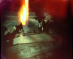 Honda Engine (_Rafa_) Tags: film lofi pinhole lightleak c41 duoscan
