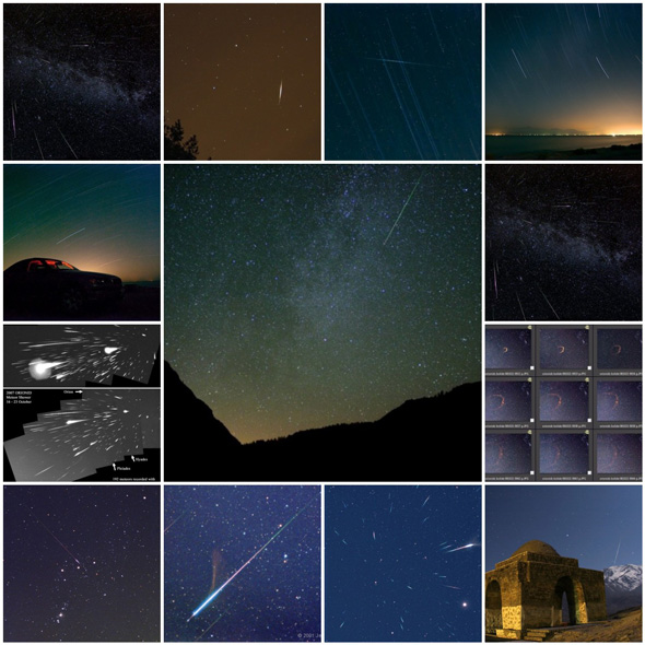 7 Major Meteor Showers You Can Expect Each Year