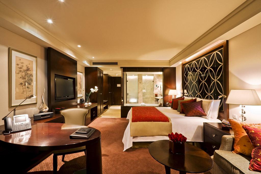 Fairmont Deluxe Room