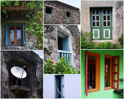 Windows of Batanes