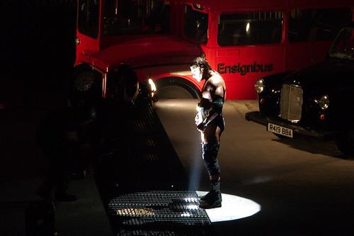 Triple H @ O2