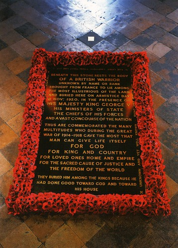 grave of the unknown warrior