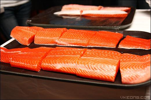 salmon-slices