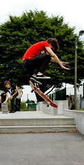 Rafou in Varial Front Pop, new Type of Flickr Meet (Shadows Oliv) Tags: park street flickr front pop skatepark skate skateboard connection mery varial rafou