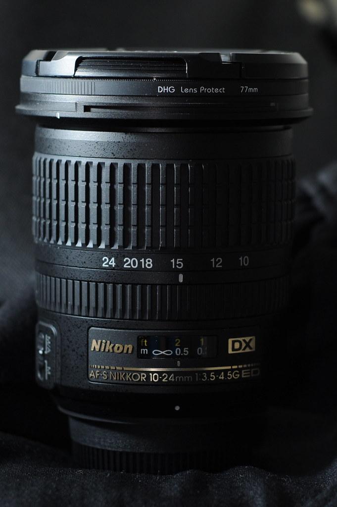 Nikon AF-S Nikkor 10-24mm f/3.5-4.5 DX