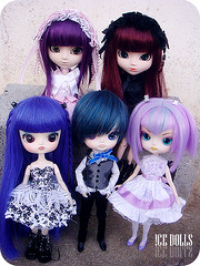<3 (iCE DOLLS ) Tags: scarlet doll neon dal