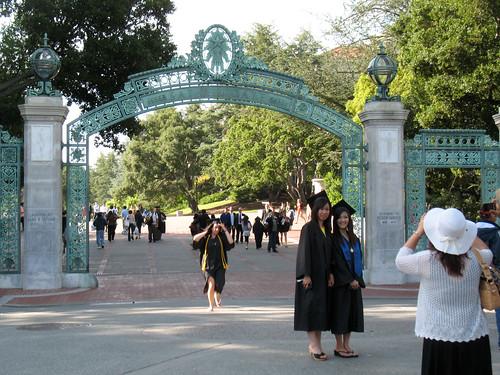 Graduates Posing