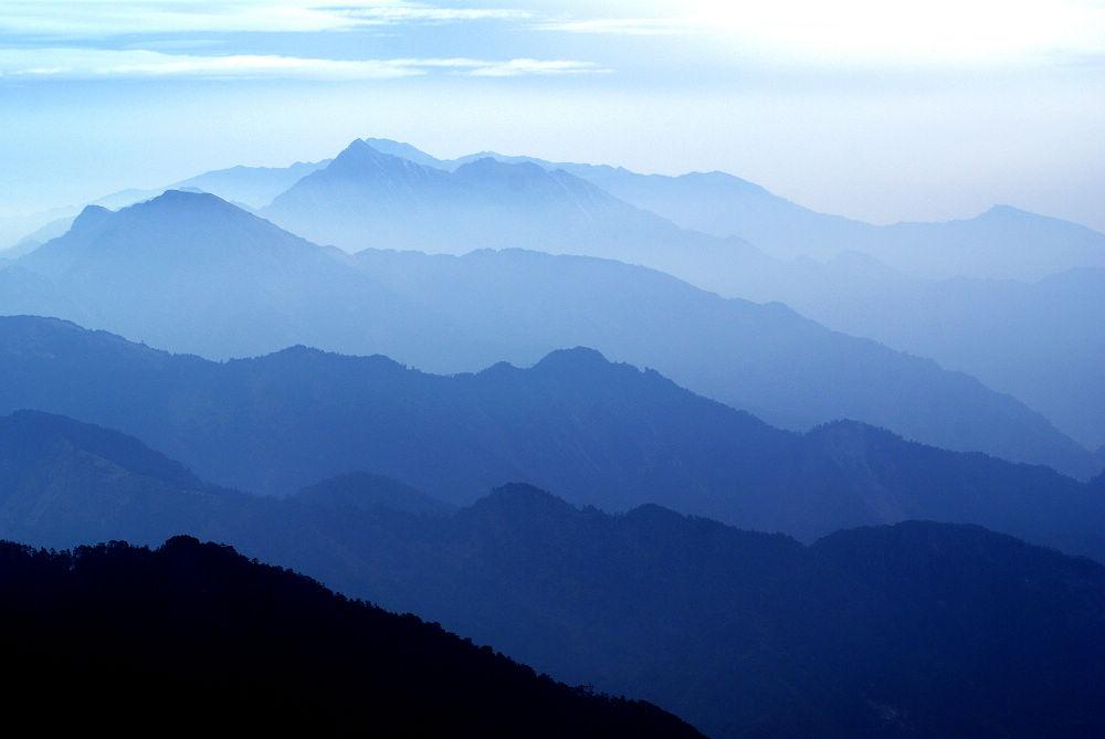 奇萊Day3-32 中央山脈主稜