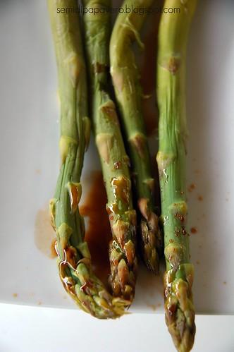 Asparagi al balsamico