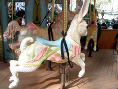 Bryant Park Carousel! 9
