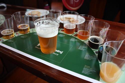 Pivni degustace - Plzensky Prazdroj
