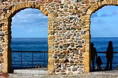 taliti ... (Beppe Modica) Tags: sea sky italy nature architecture italia mare pietre cielo sicily colori luce sicilia sizilien sicilie cefal