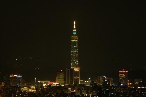 07.台北101夜景