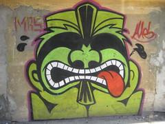 Made in TLV grafitty (David Bryn) Tags: telaviv tlv grafitty levinski matalon chelnov