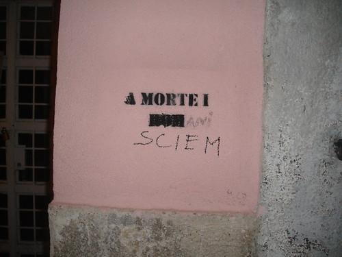 A morte i sciem