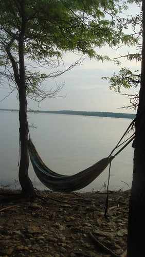 Hammock Camping by Eric Holscher, on Flickr