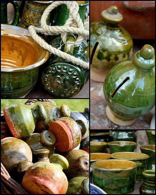 Tudor Pottery