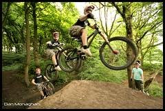IMG_9244 sequence (danmon_81) Tags: mountain bike jump woods trail billinge
