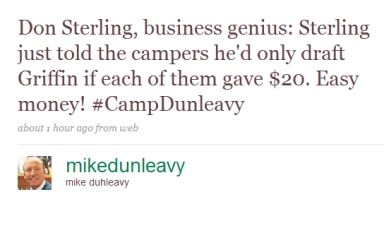 Dumbleavy Tweet 2