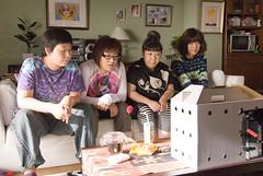 角色介紹-森三中飾演上野樹里(奈緒美)的同事