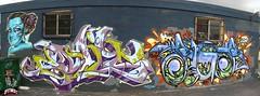 Gunn Wall Rear Each Emit Pigr Pano (Seetwist) Tags: autostitch panorama streetart art graffiti colorado paint grafitti stitch grafiti pano denver graffitti production local msk graff aerosol emit federal each 303 7thletter ptgui 720 denvergraffiti seetwist denverstreetart pigr seetwistproductions gunnwall prodp