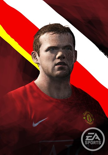 wayne rooney 2010. Wayne Rooney en FIFA 2010