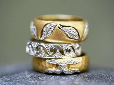 floral band diamond rings crown ring bhp ebay watches cathy waterman jewelry platinum design