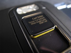 Nokia N86 - camera shutter