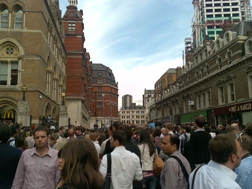 Michael Jackson Flashmob in London