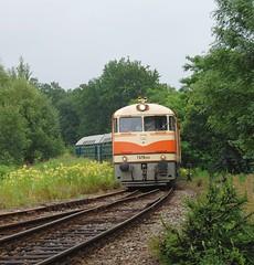 T.678 0012 - Pomeran - Lun u Rakovnka (faigja 704) Tags: train sp nostalgie vlak 775 pomeran zvltnvlak zvlsp motorovvlak