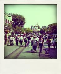 Disneyland by Justin Korn