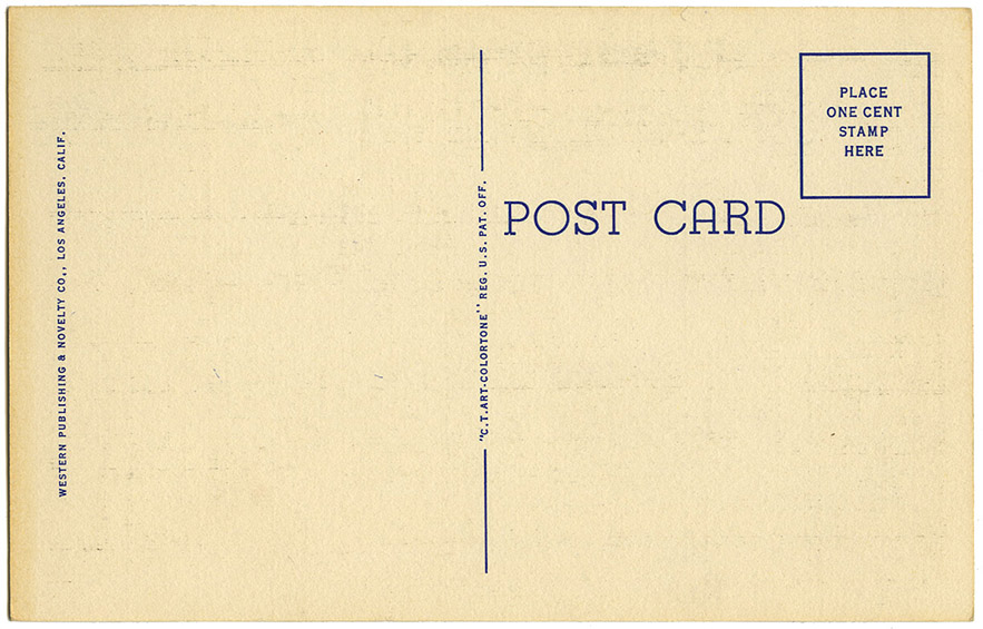 Gene Autry card_bk_tatteredandlost
