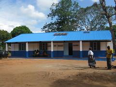 Centro de salud de Mariri