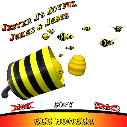 Jester J's Bee Bomber