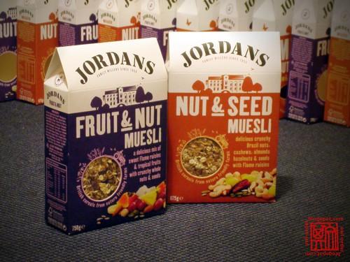 Jordan's Muesli