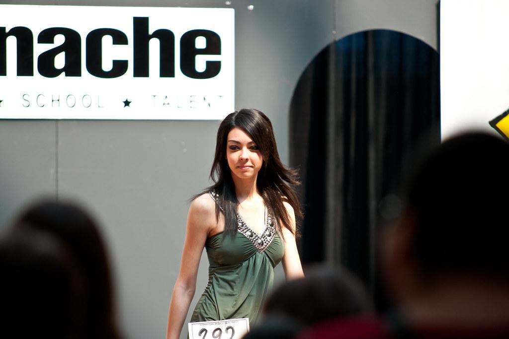 2011 Panache Model Search