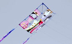 THE BEATLES (cristinagresa) Tags: sky music kite valencia musica beatles yesterday thebeatles letitbe cometas losbeatles
