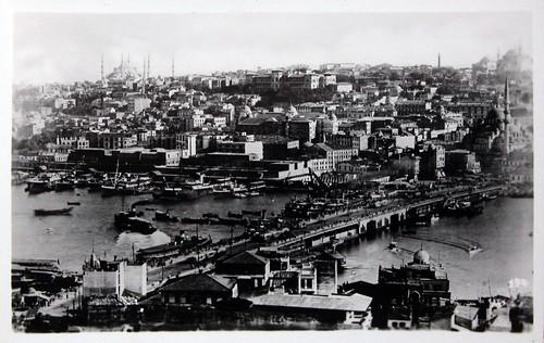 Istanbul Pont de Galata